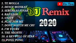 Download Lagu DJ RemiX Terbaru 2020 full spesial ⁄⁄ Te Molla ⁄⁄ Dence Monkay ⁄⁄ Pong Pong mp3
