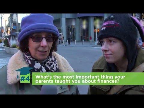 H&R Block Dollars & Sense: First Jobs, & Spending Habits