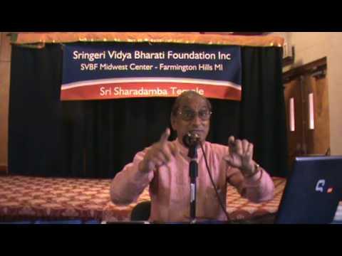 Sanskrit Lecture Series by Sri Vempati Kutumba Sastry Garu - Intro Talk