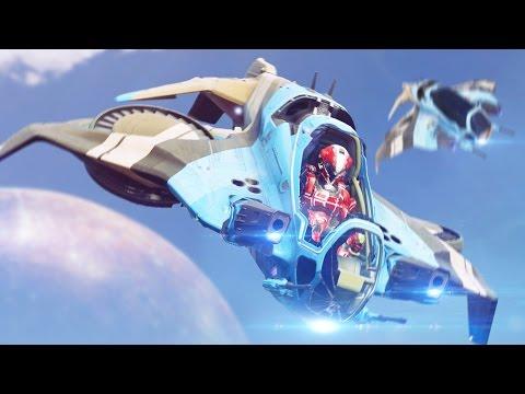 Halo 5 - Hannibal Wasp Destruction!