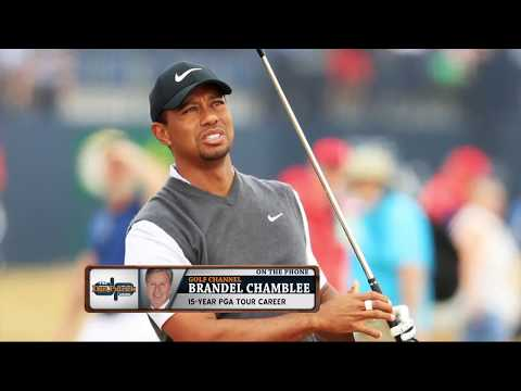 """Brandel Chamblee: """"If Tiger Doesn't Lift Weights He Has 20+ Majors"""" 