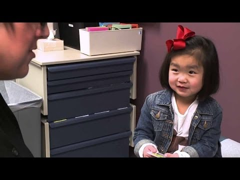 Libbie's story: Larsen syndrome, a rare genetic disorder