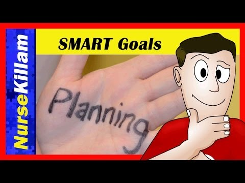 How SMART are your goals? How to recognize and write SMART goals for change.