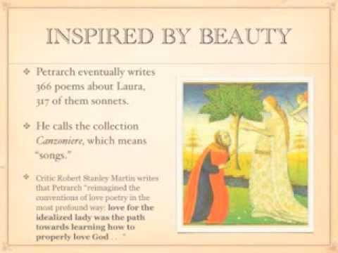 Petrarch and the Sonnet