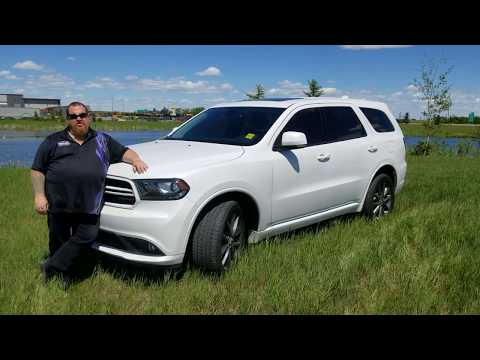 2017 Dodge Durango GT | Family SUV with Attitude | For Sale in Olds, AB