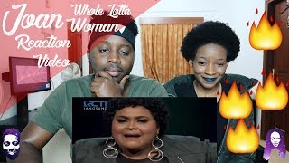 JOAN - WHOLE LOTTA WOMAN (Kelly Clarkson) - TOP 15 - Indonesian Idol 2018 reaction