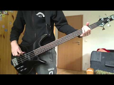 Surrender (Billy Talent) - Bass cover