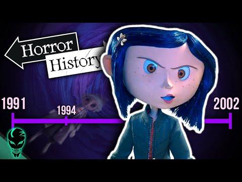 The History of Coraline Jones | Horror History