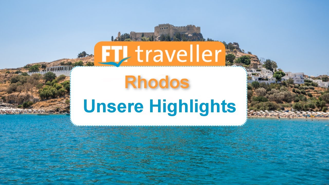Rhodos Urlaub Gunstige Reiseangebote Bei Fti