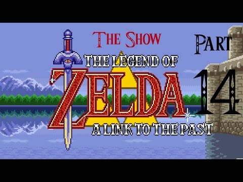 The Show - Zelda: A Link to the Past - Part 14: Clueby Poobie New, Episode