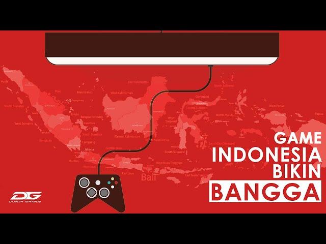 5 GAME INDONESIA YANG MENDUNIA!
