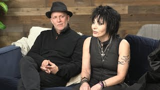 joan jett discusses her film bad reputation at indiewires sundance studio