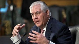 Tillerson urges UN to step up pressure on Pyongyang