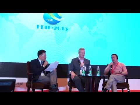 FBIF2015:Panel Discussion :What's the Future Development of Traditional Retail Industry?