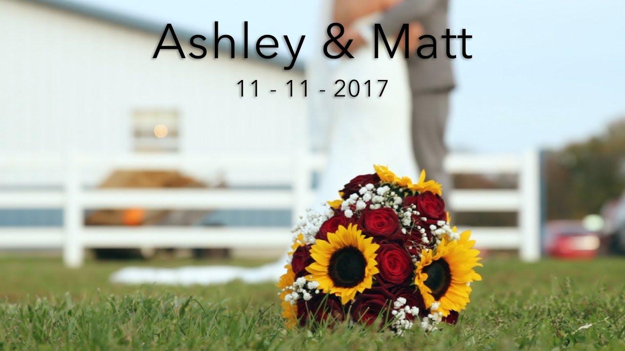 Ashley + Matt