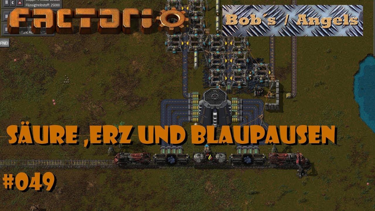 Factorio - S2E049 - Erz, Säure und endlich Blueprints - Дом 2