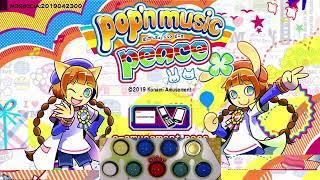 [pop'n music peace] 게임디 실시간 스트리밍/GAME D Live ...