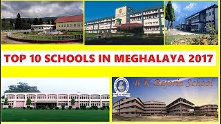 Top 10 Schools in Meghalaya - Best Schools in Shillong