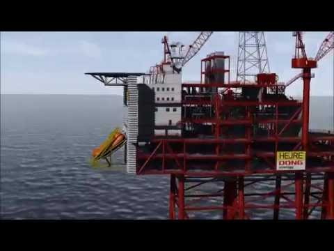 Construction and Installation of the Hejre Oil and Gas Platform
