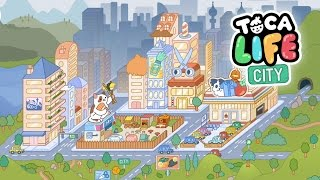 Visit the coolest City in the app world with Toca Life