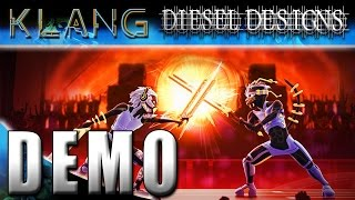 KLANG : First Look : Rhythm Based Fighting!! (HD PC Demo Gameplay)