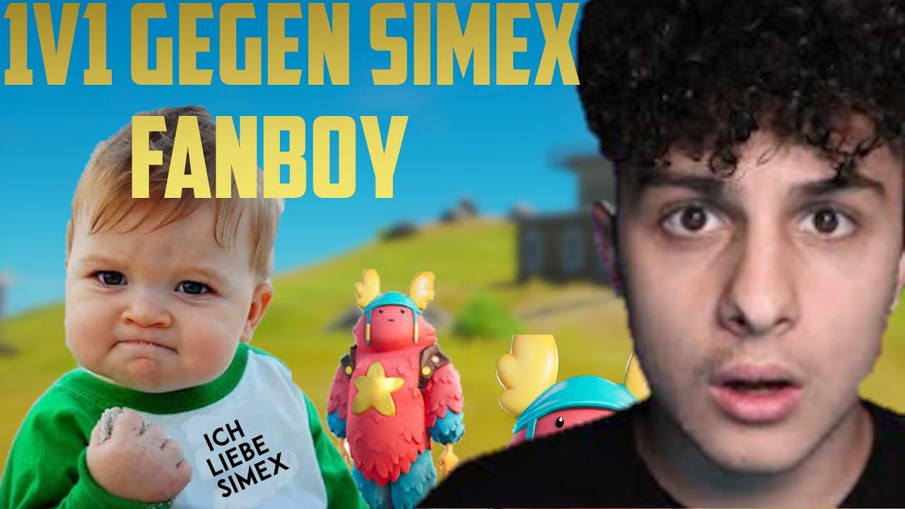 Simex FAN ZERSTÖRT!? in Fortnite Season 3