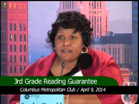 3rd Grade Reading Guarantee: A Test for All of Us