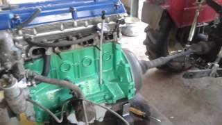 Холодная обкатка  двигателя.