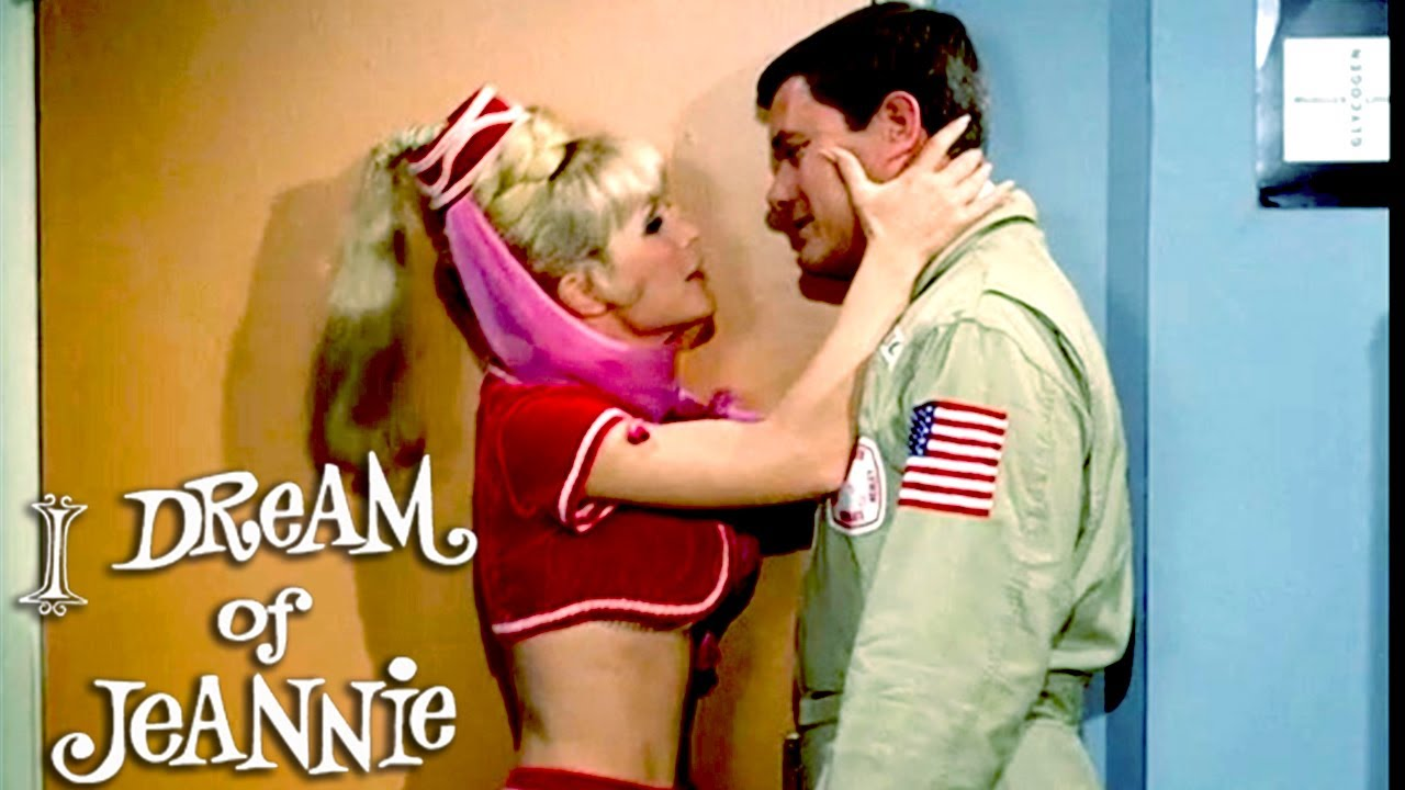 Jeannie Gives Tony A Cold | I Dream of Jeannie
