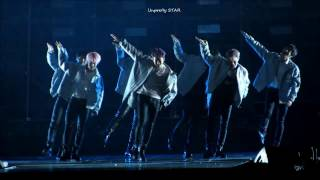 170218 bts the wings tour in seoul am i wrong