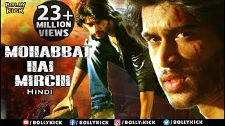 Hindi Dubbed Movies 2019 Full Movie | Mohabbat Hai Mirchi | Hindi Movies | Action Movies
