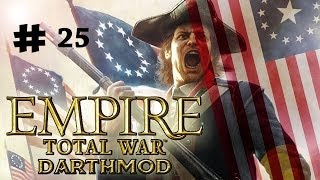 USA Empire TW Darthmod ep 25 Dublin Beer & The British Navy