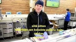 S-Market Kuopio, aina sinua varten, palvelulinjasto.