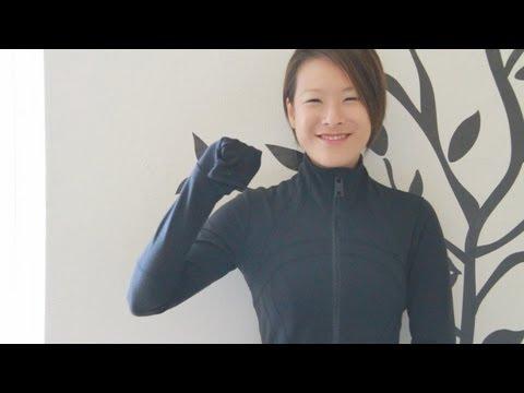 Lululemon Haul Review: Define Jacket, Run: Bundle Up Jacket & Wonder Under Crop Pants - Gina♥Heart