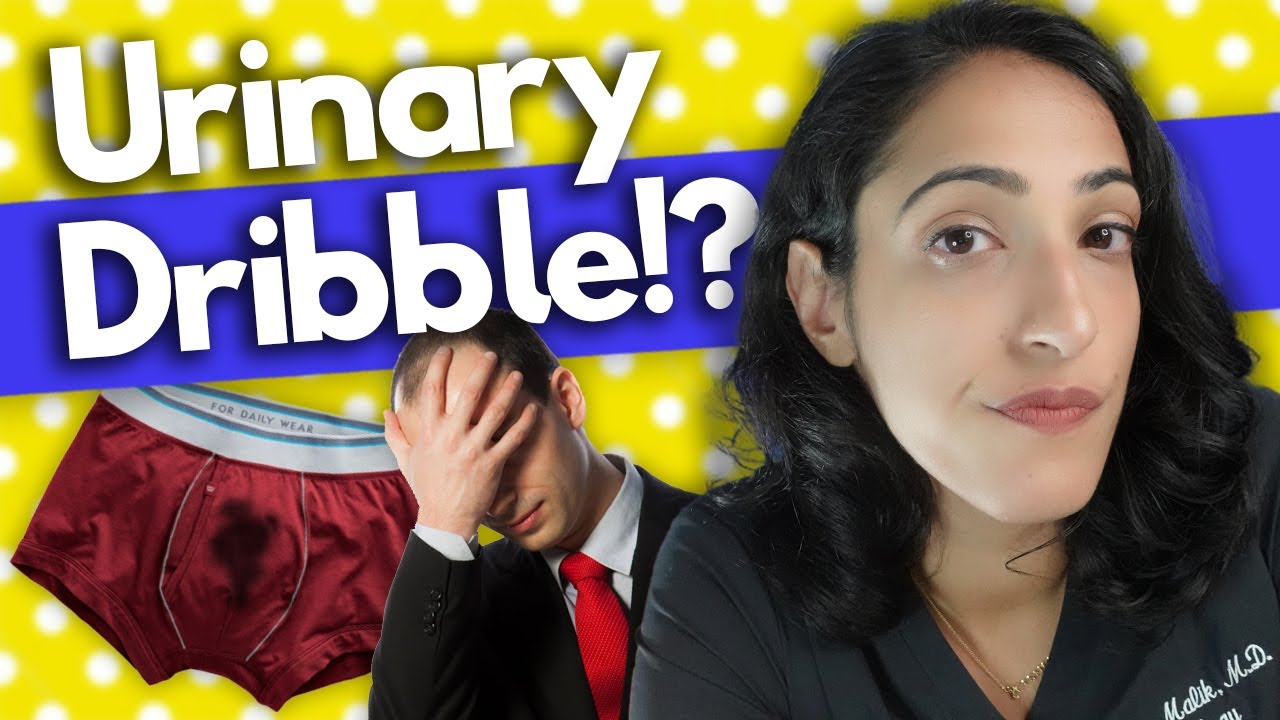 Download Why men have urinary dribble and what to do about it! | After Dribble