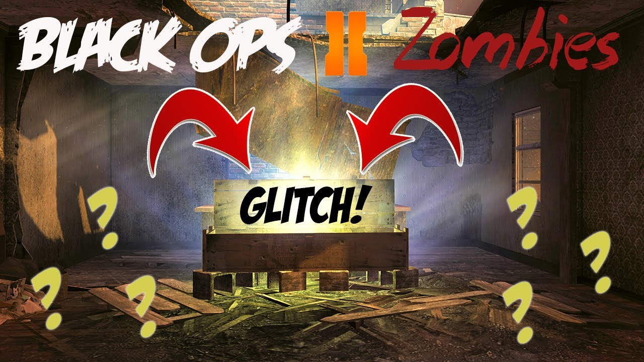 Black Ops 2 Zombies   Farm Mystery Box Glitch 27/02/2013 ...