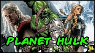 Planet Hulk WILL Feature in Thor Ragnarok
