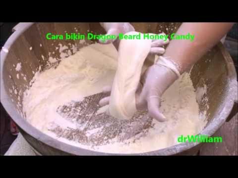 Aneka Resep Dan Cara Membuat Gulali Tradisional