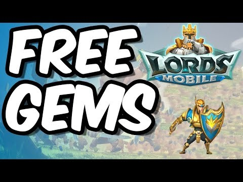 Lords Mobile Hack 2019 - Get Free Gems For Lords Mobile | Lords Mobile Cheats (Android/iOS)