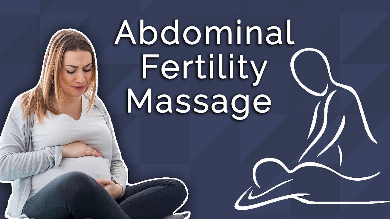 Image result for Fertility massage