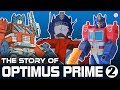 TRANSFORMERS - The Story of OPTIMUS PRIME - Part 2