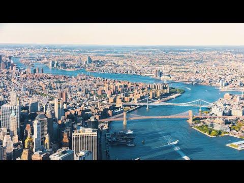 Bridging the Big Apple: New York's Iconic Crossings | The B1M