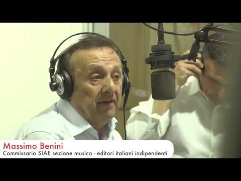 RadiocityMilano2016 Intervista Venerdì 8 aprile Massimo Benini