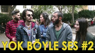 İstanbul Üniversitesi Edebiyat Fakültesi'nde Şarkı Söyledik! #2