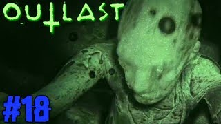 DIE MINE DES TODES !! OUTLAST 2 : Let's Play #18 [FACECAM]