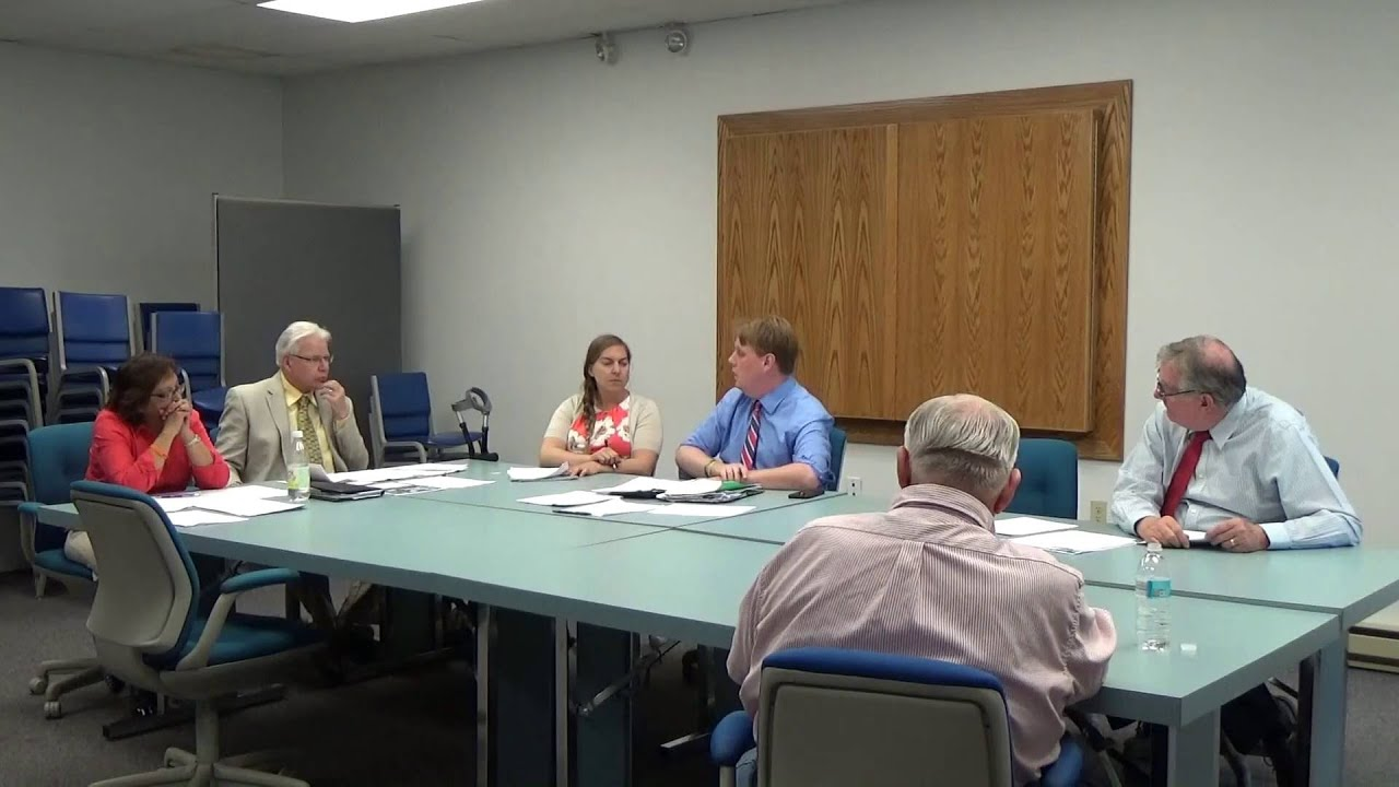 Town of Plattsburgh Meeting  5-23-16