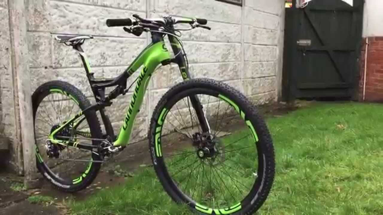 1f8968319f1 Cannondale Scalpel 29er Team Carbon 2015 - YouTube