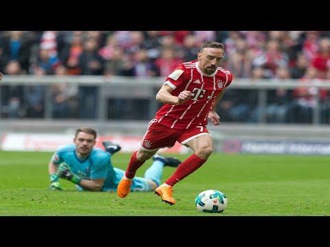 Bayern München - HSV 6:0 (ANALYSE)
