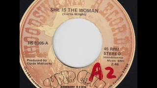Super Grit Cowboy Band She Is The Woman