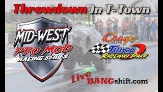 The Spring Throwdown In T-Town 2018 at Tulsa Raceway Park - Friday